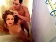 Spying On Students Fucking In Shower